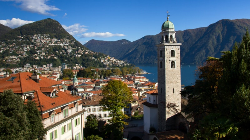 Private tour to Italy and Switzerland