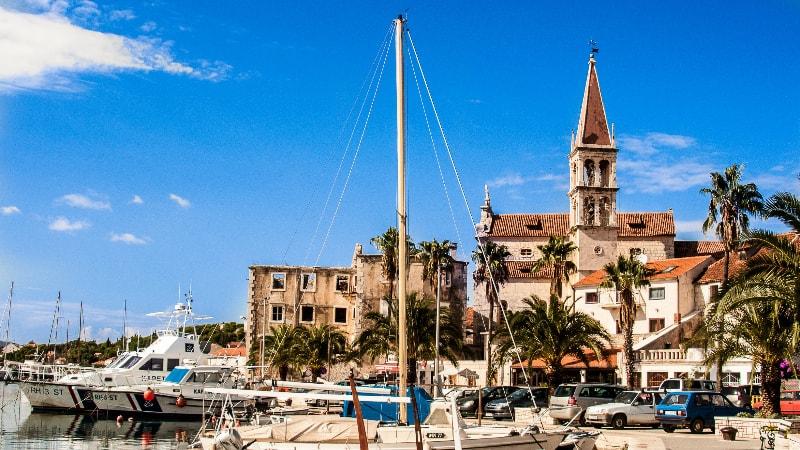 Build your trip in Croatia