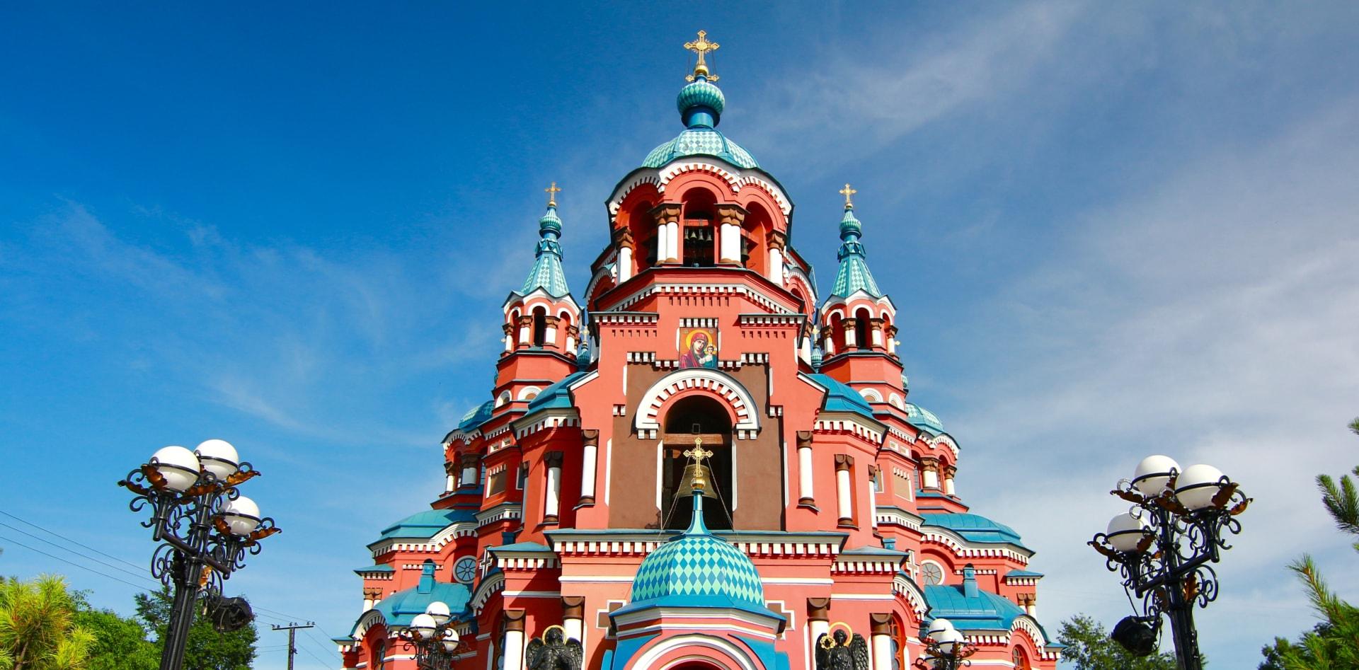 Private Trans-Siberian tour