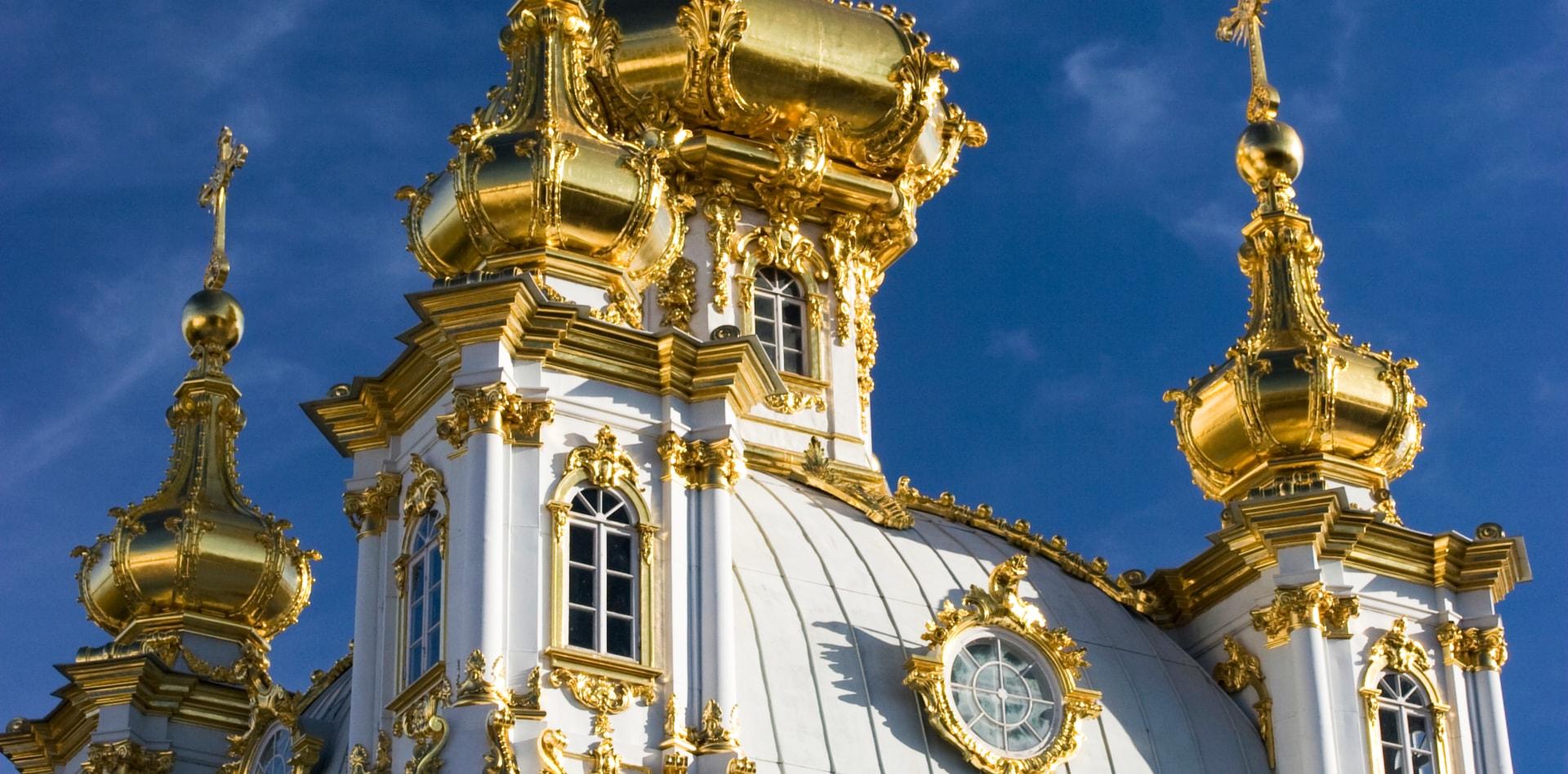 Peterhof Plalace, Russia