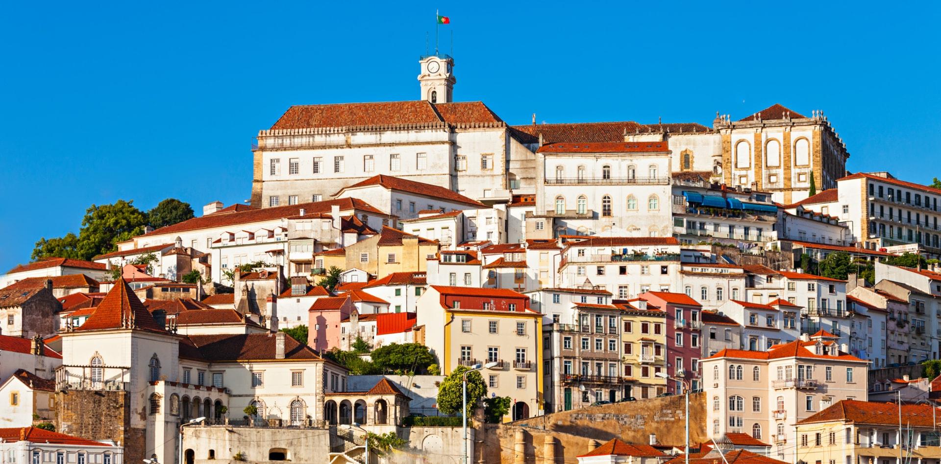 Small Group Tour to Lisbon, Porto & Coimbra