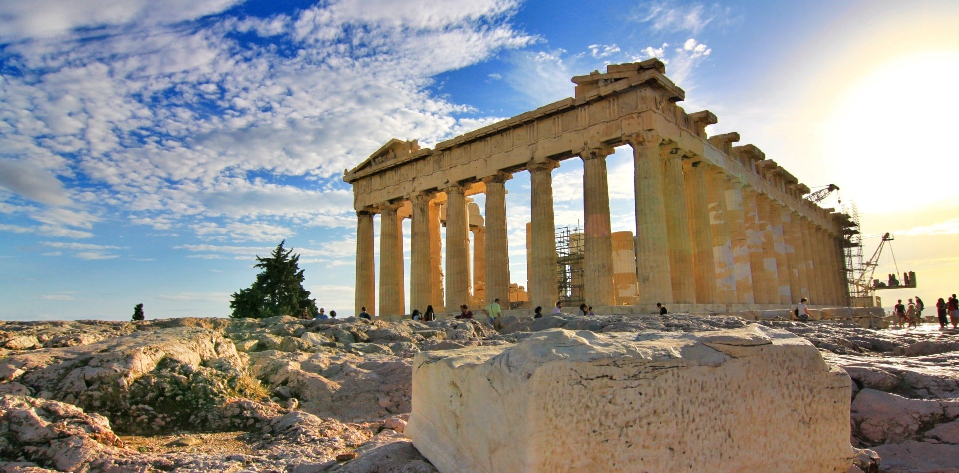 Build your trip in Greece