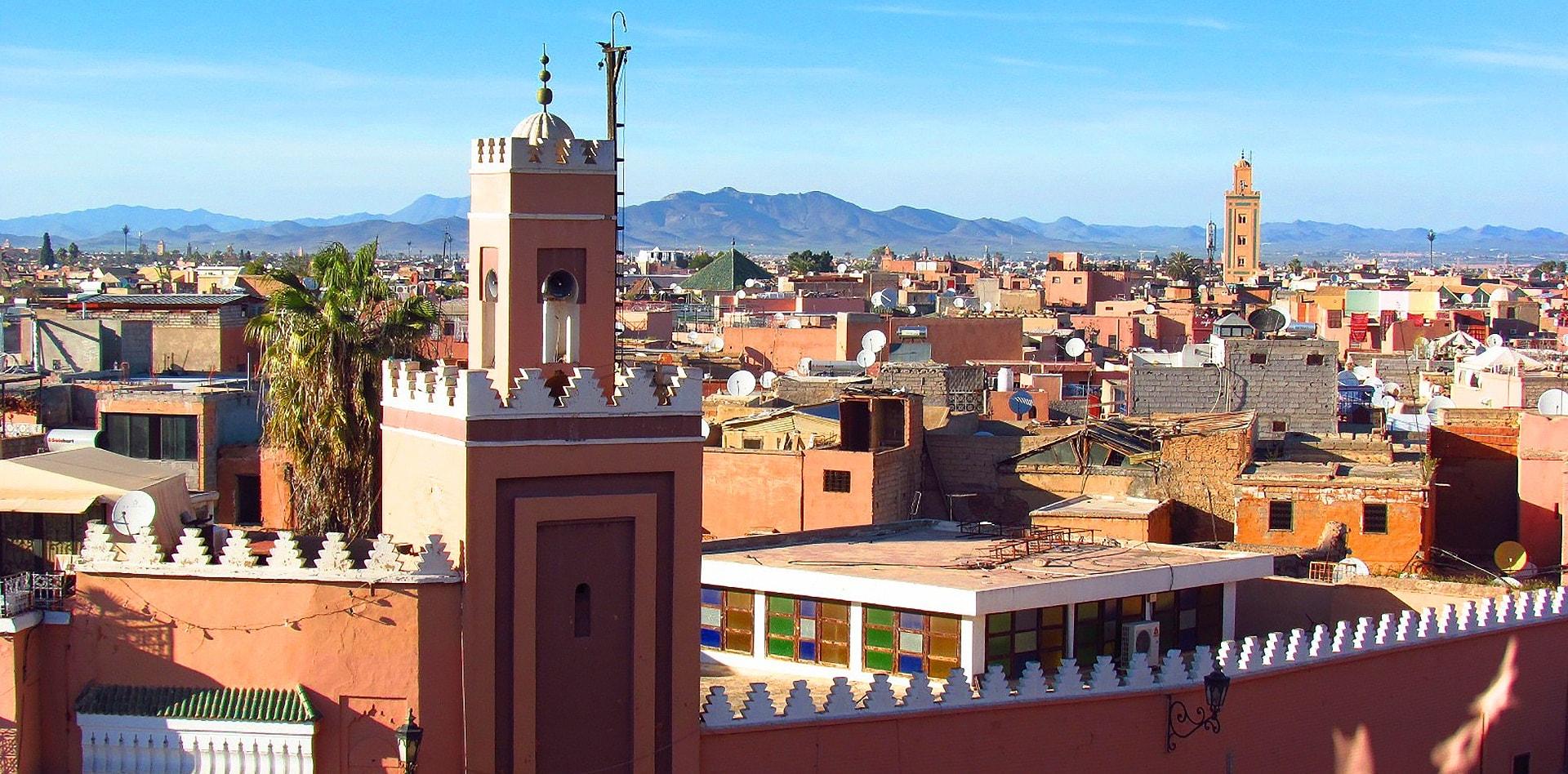 Private tour to Morocco