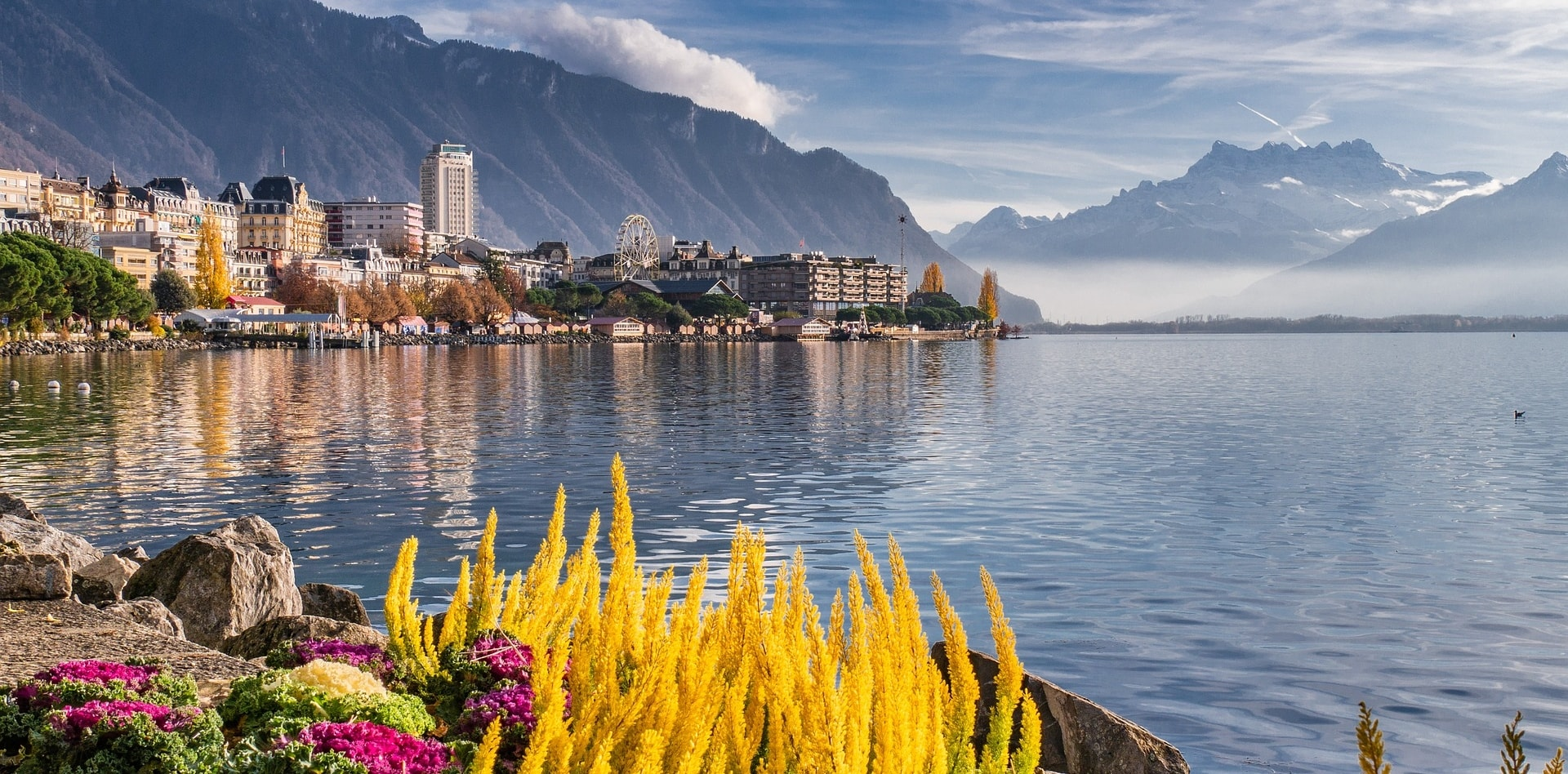 Private tour to Zurich, St. Moritz, Zermatt, and Montreux in Switzerland