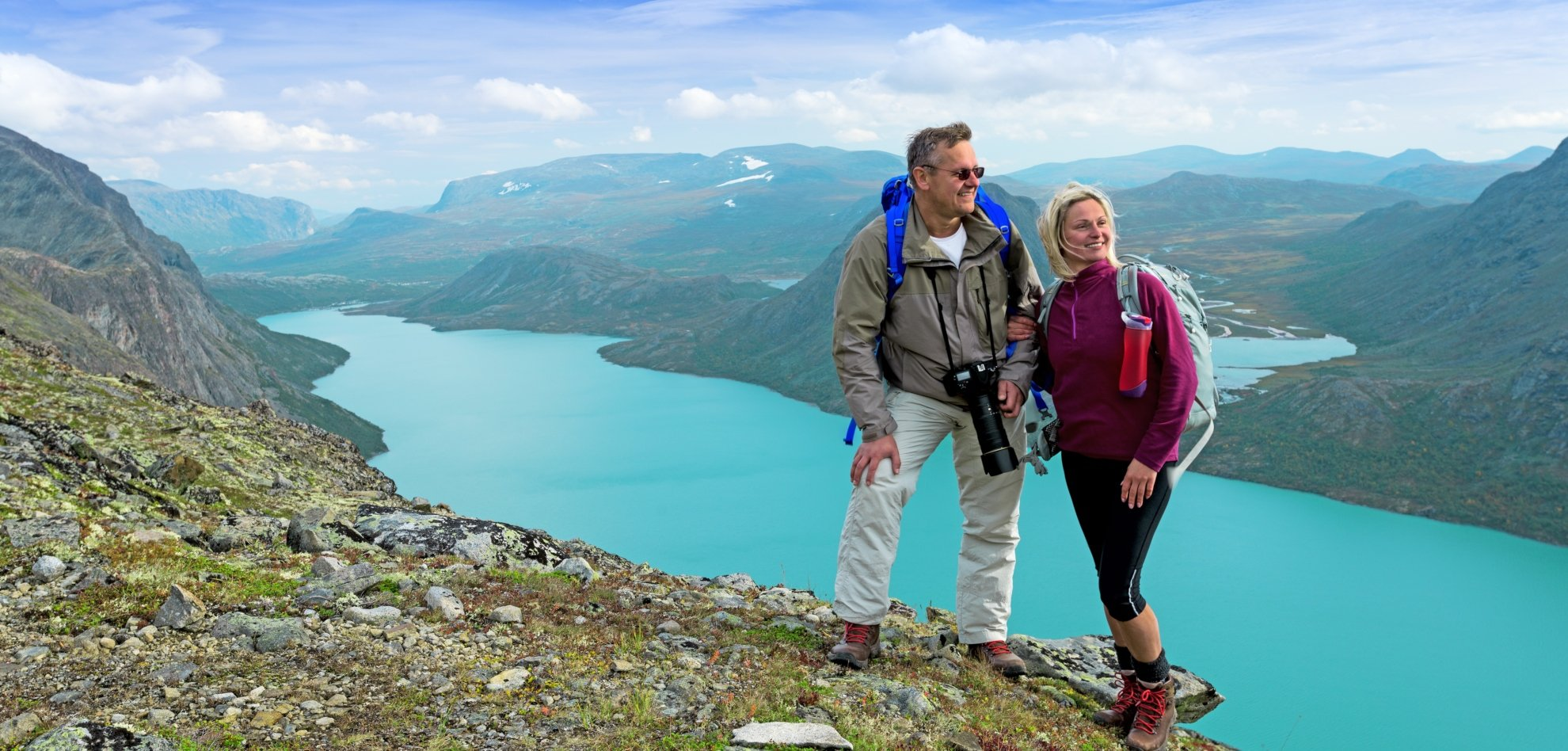 Norway travelers