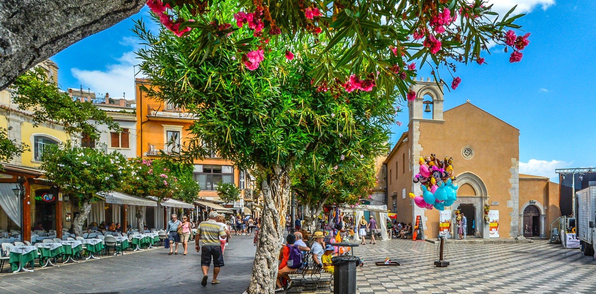 Private tour to Sicily