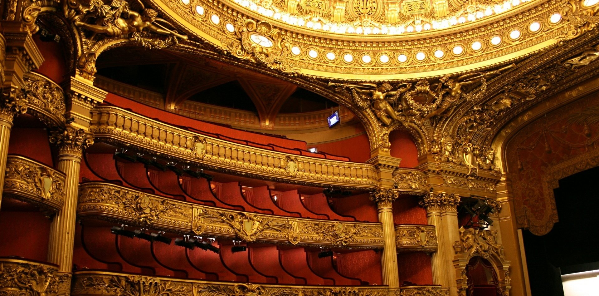 Opera Houses of London, Paris & Milan