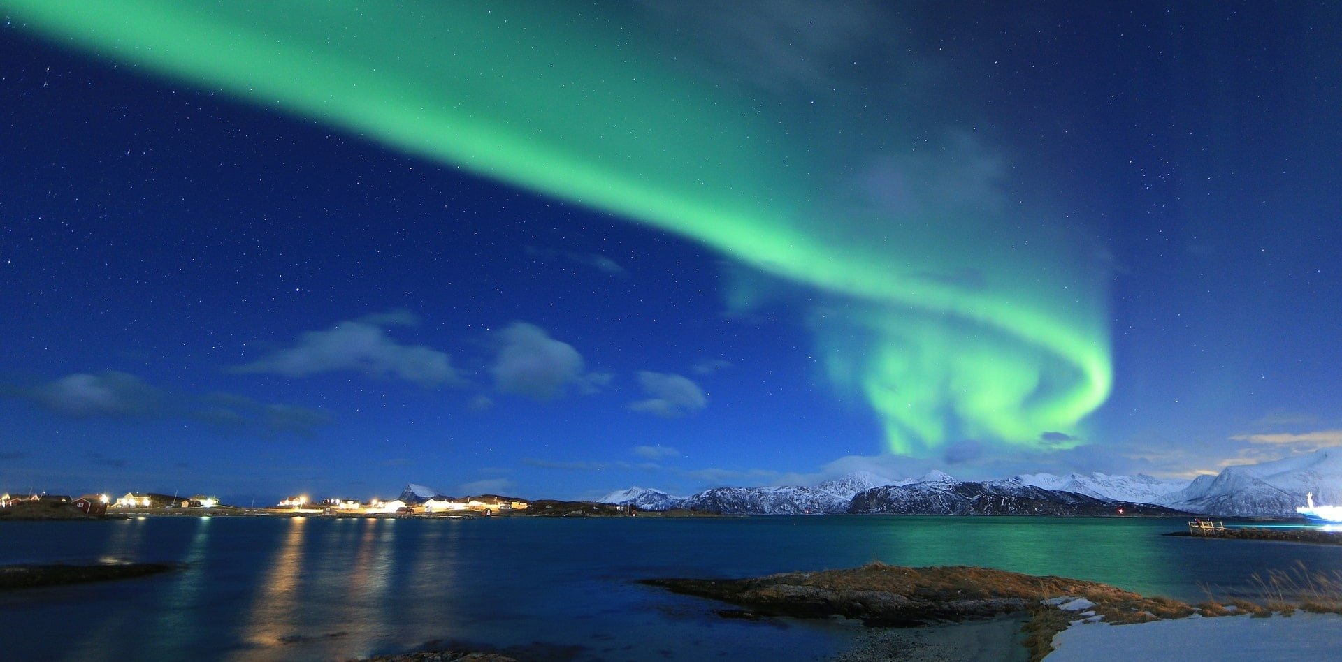 Private tour to Northern Lights in Norway