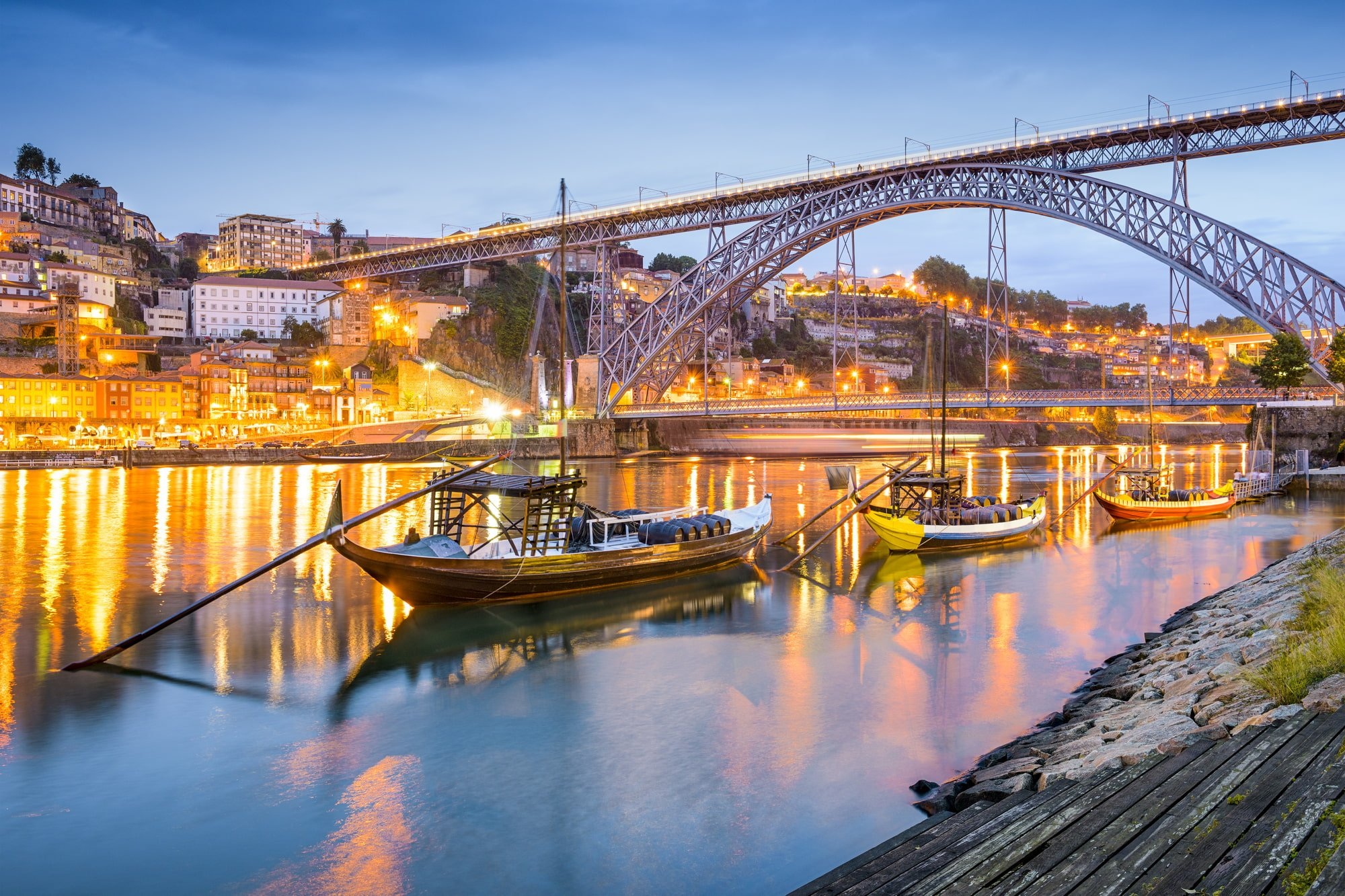 Porto to Lisbon Small group tour