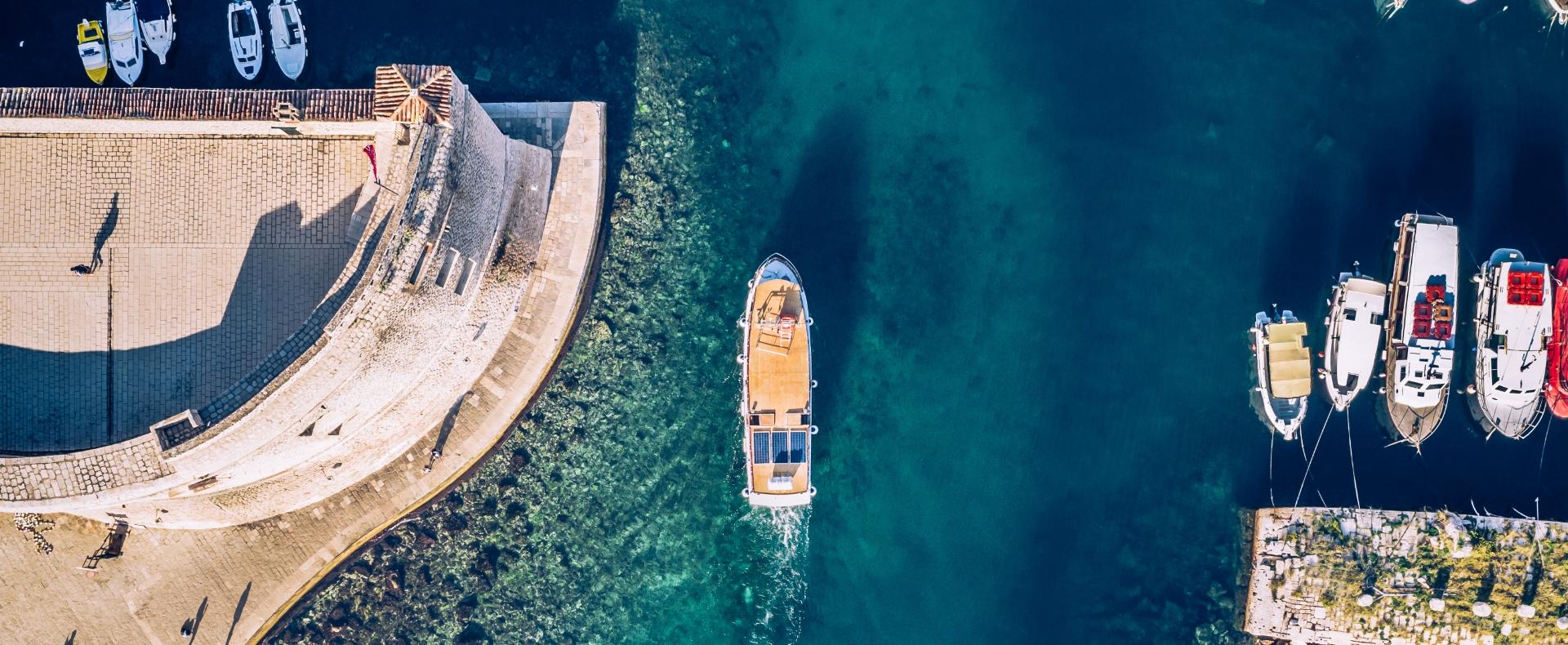 Build a trip in Croatia