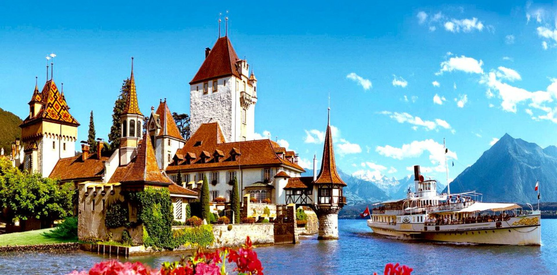 Private tour to Switzerland major cities