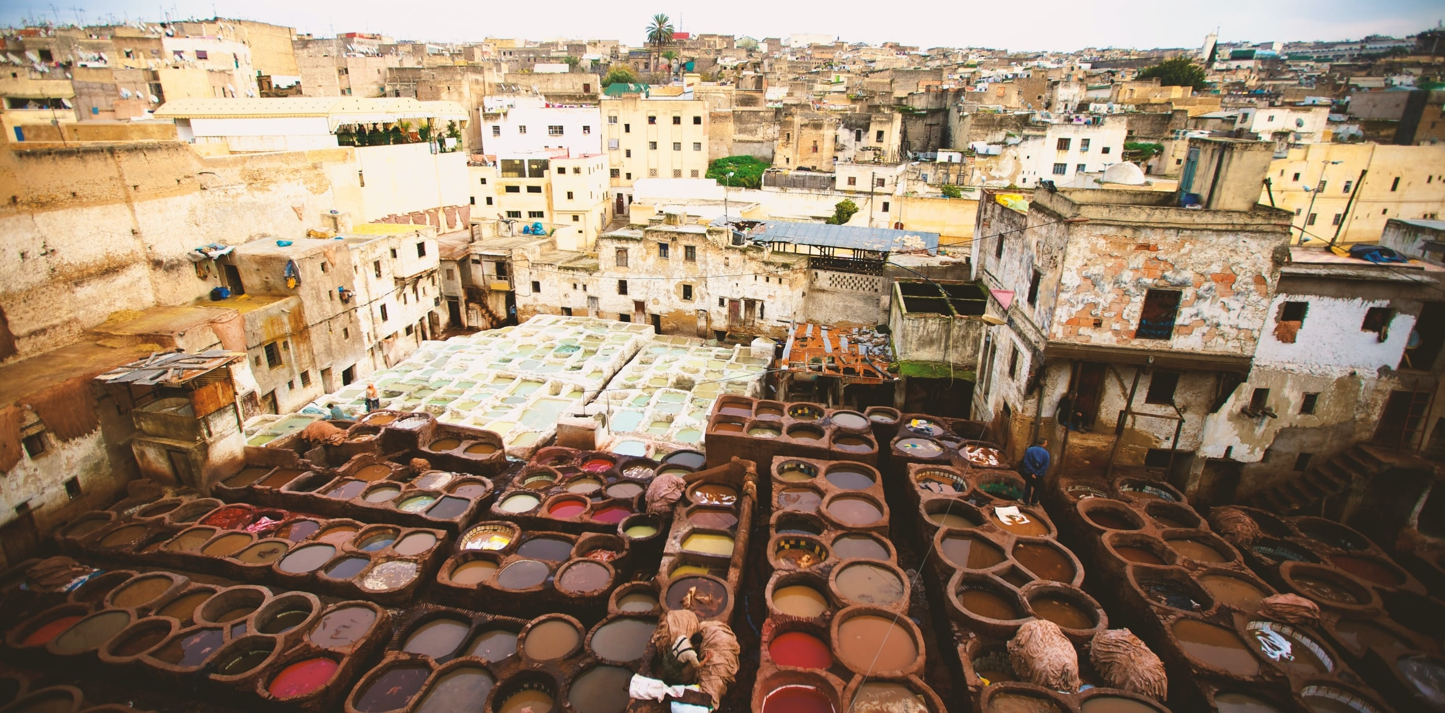 Build your trip in Morocco
