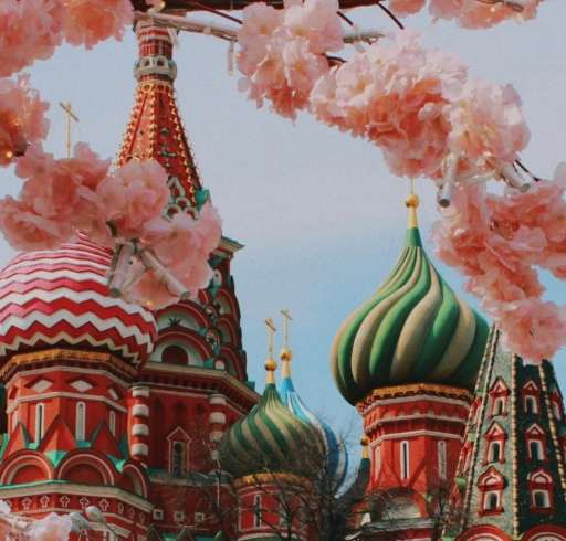 Build your trip in Russia