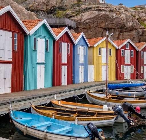 Build your trip in Scandinavia