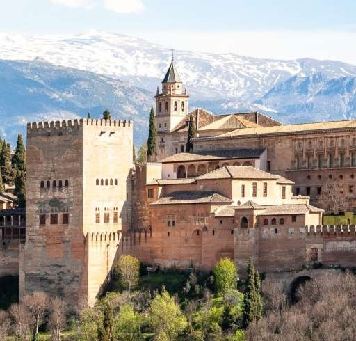 Build your trip in Spain