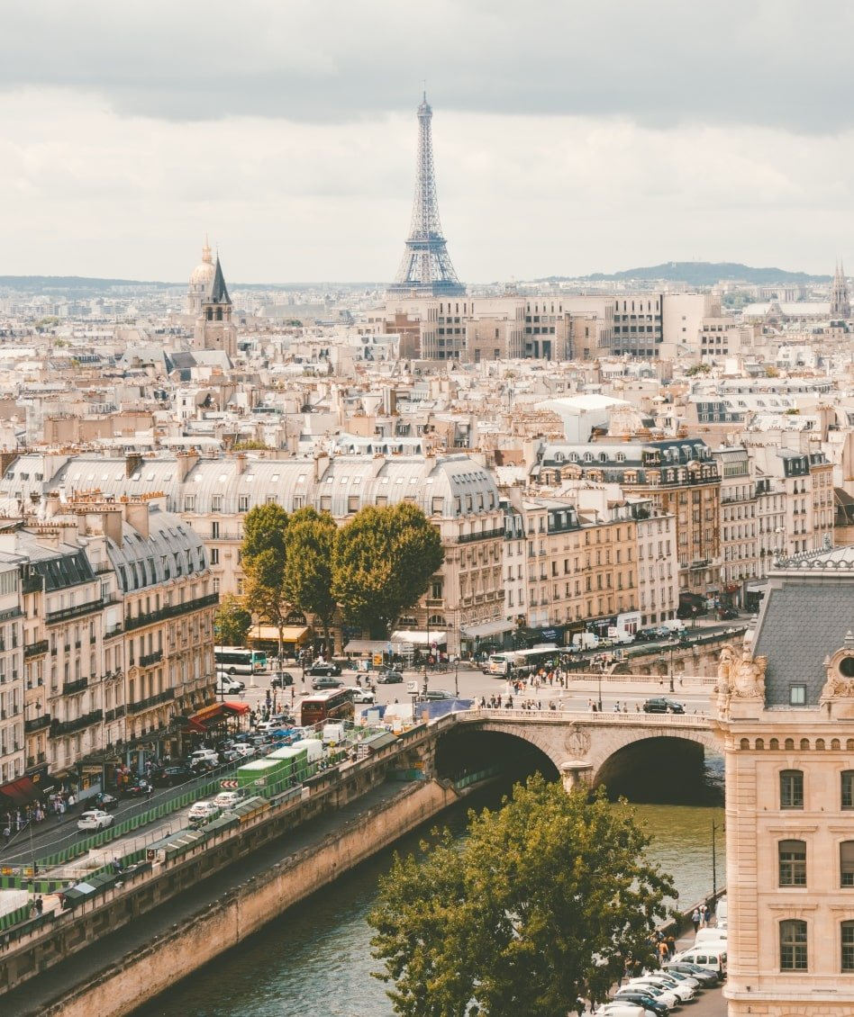Highlights of France tours