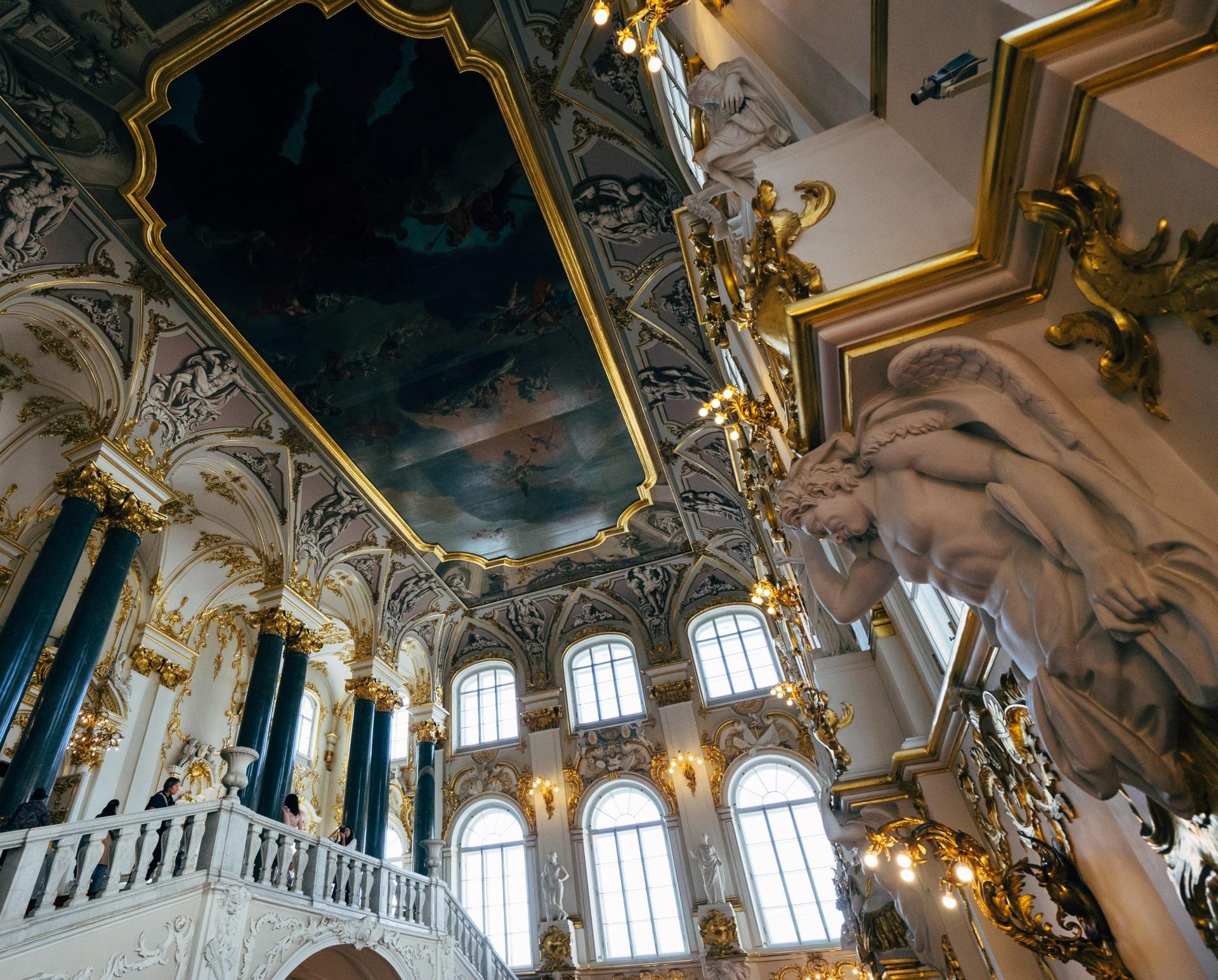 Hermitage, St.Petersburg
