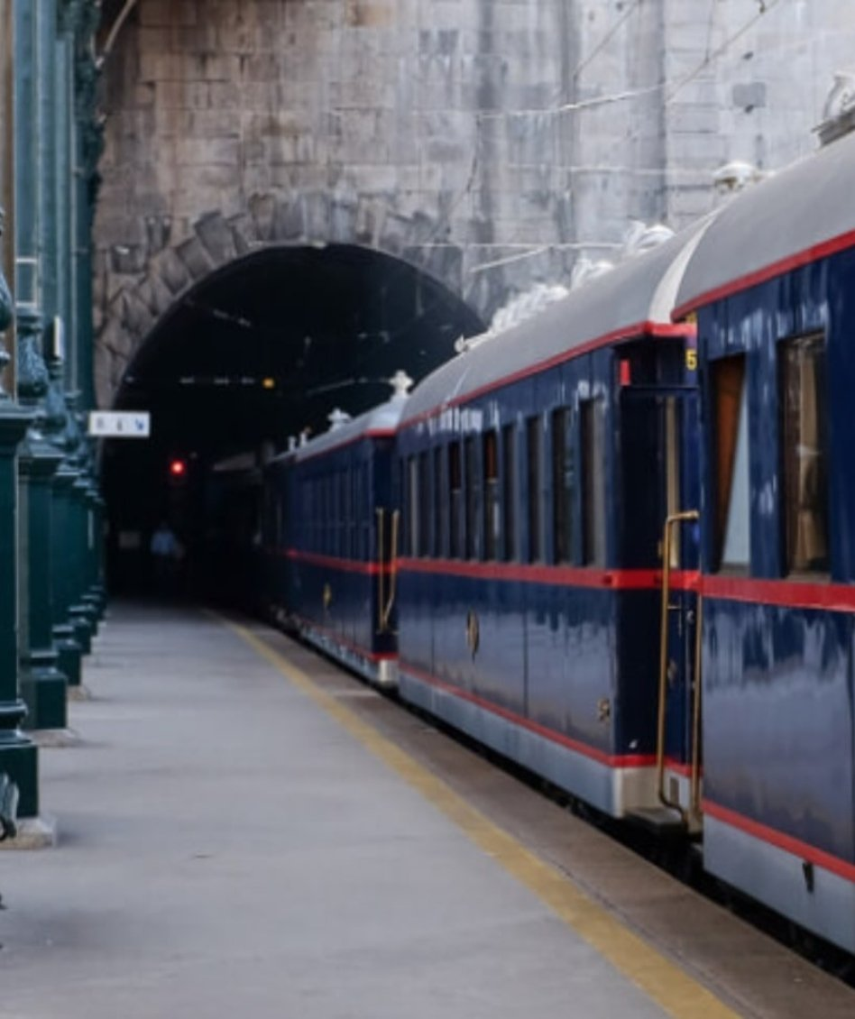 Branded Train Tour Highlights