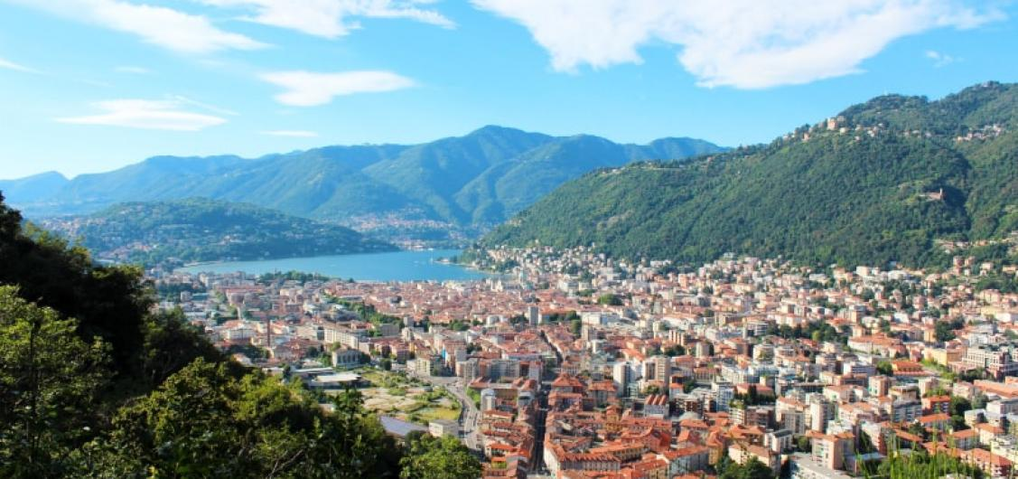 Half Day Walking Tour with Visit to Como Cathedral & Boat Ride