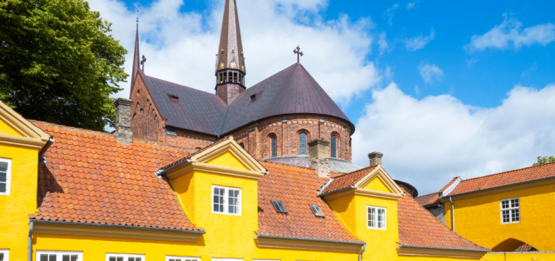 Full Day Guided Tour to Roskilde by Train