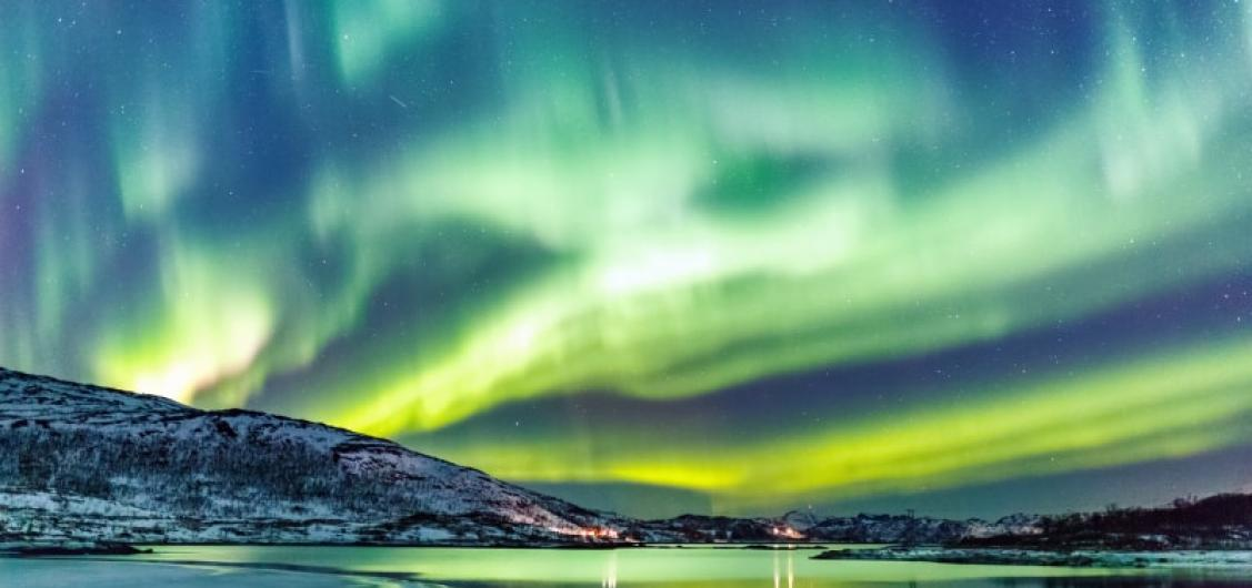 Small Group Northern Lights Cruise with Light Dinner