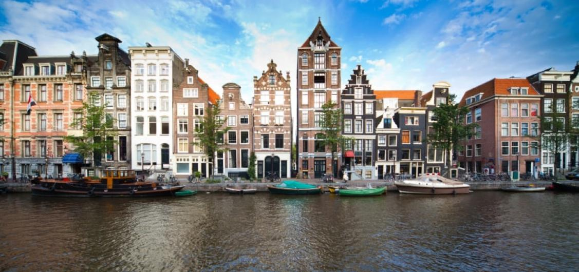 Half Day Walking Tour with Anne Frank Museum
