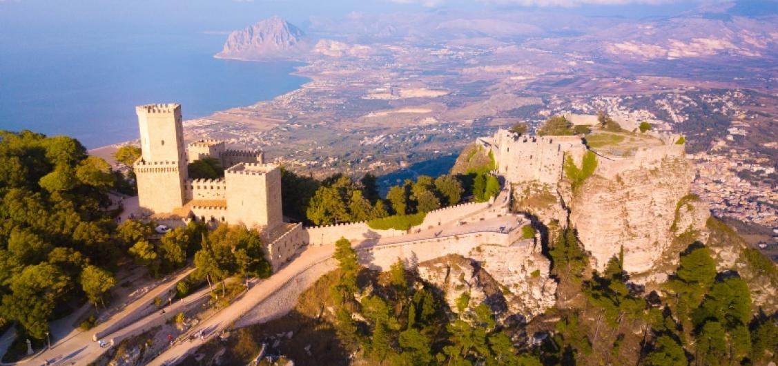 Full Day Tour to Segesta and Erice