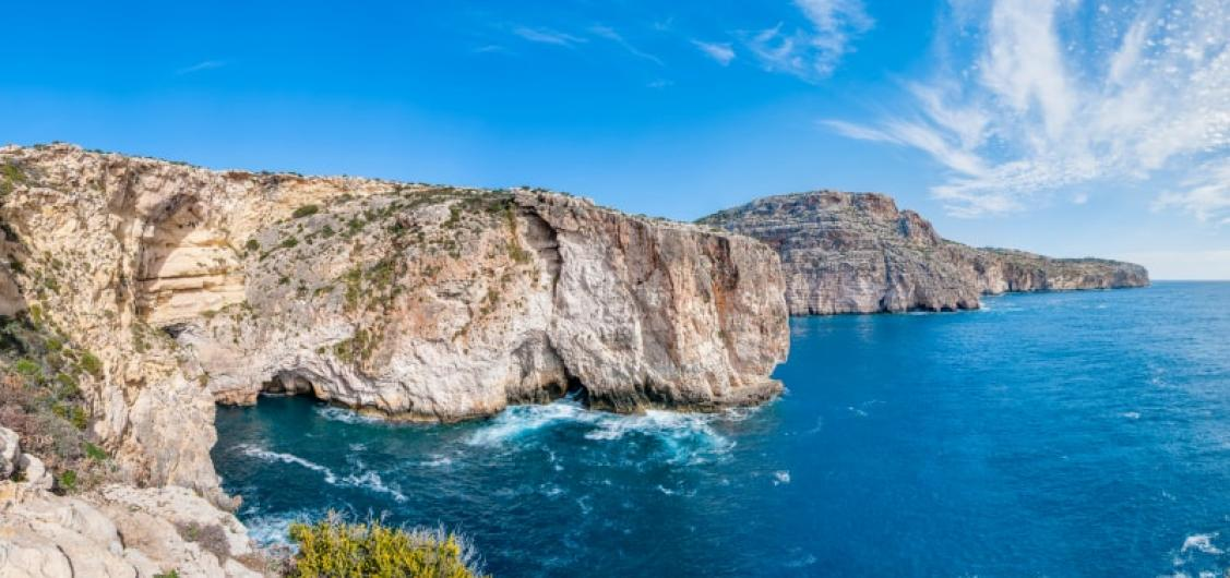 Full Day Tour to Mdina & Mosta and Dinghi Cliffs