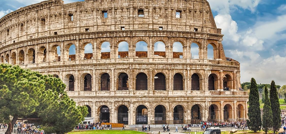 Half Day Highlights of Rome & Colosseum Walking Tour