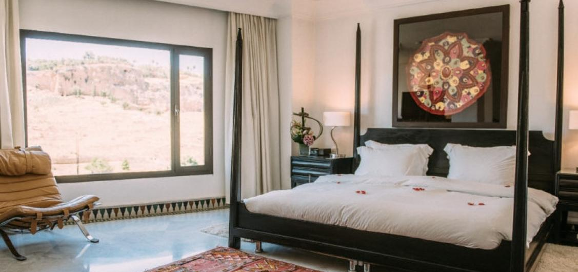 Riad Maison Bleue and Spa Hotel