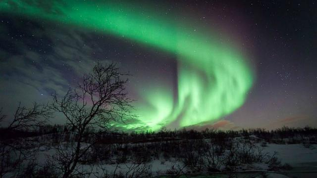 Russia Northern Lights Private tour template
