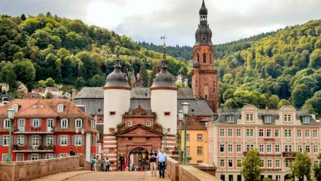 Grand Tour of Germany & Switzerland Private tour template