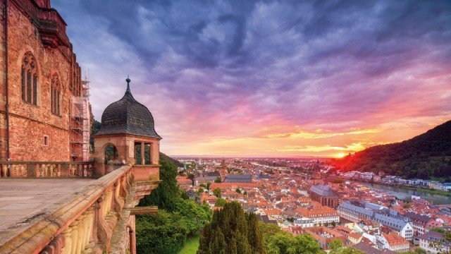 Gems of Southern Germany Private tour template