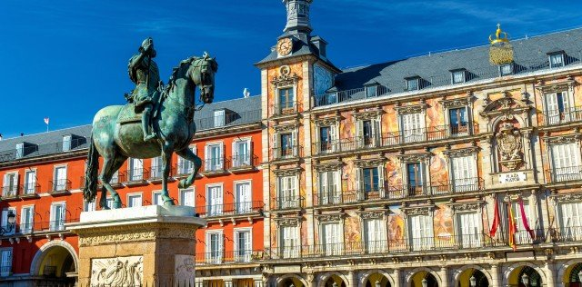 Best of Spain and Portugal Private tour template
