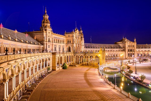 Treasures of Southern Spain Private tour template