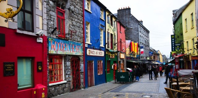 Best of Dublin & Galway Private tour template