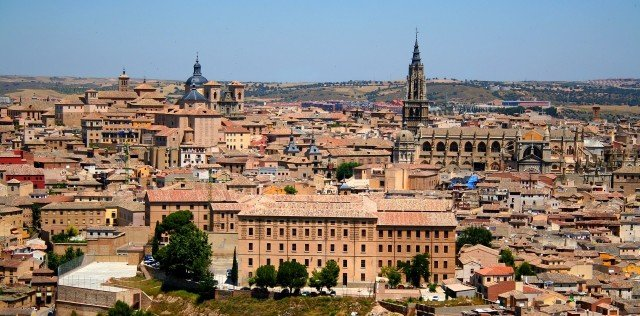 Treasures of Two Spanish Capitals Private tour template