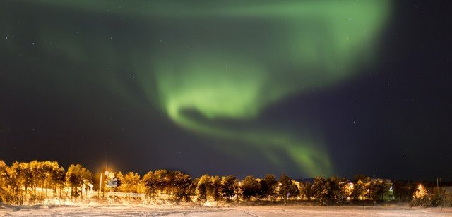 Great Winter Lapland Private tour template