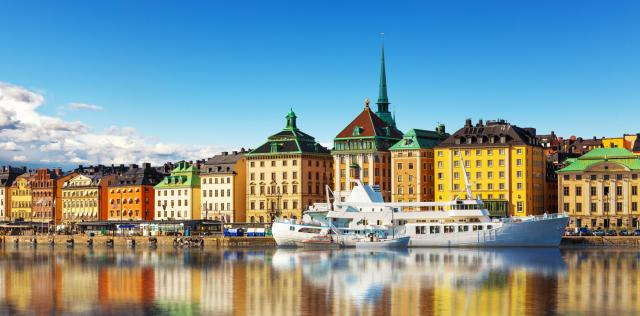 Scandinavian and Russian Capitals Small group tour