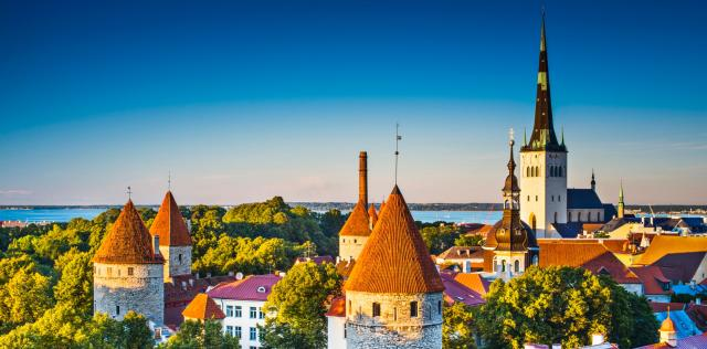 From Scandinavian to Baltic Capitals Small group tour