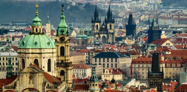 Best of Central Europe Private tour template