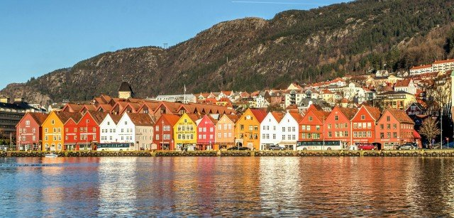 Best of Norway Private tour template