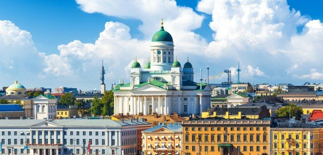 Scandinavian Capitals & Fjords Tour with Helsinki Small group tour