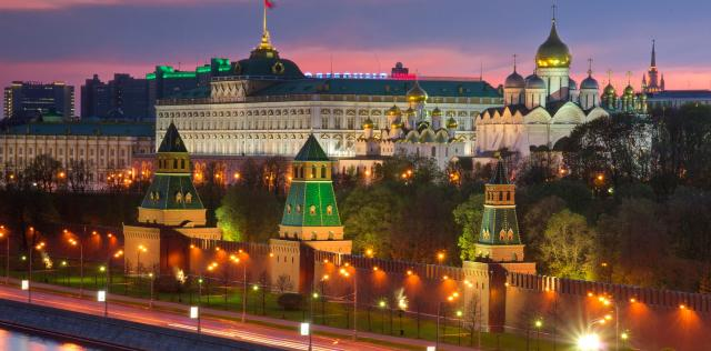 Signature Treasures of Two Capitals ® and the Golden Ring Private tour template
