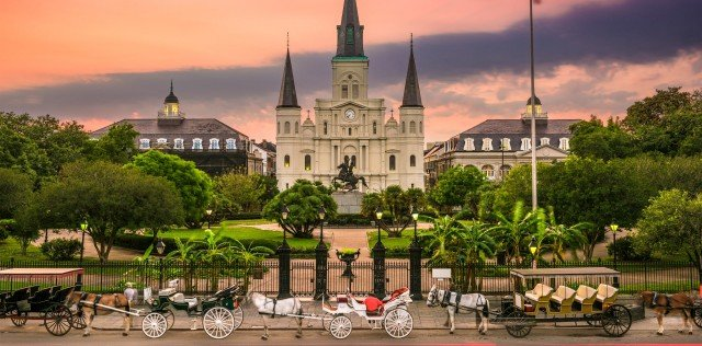New Orleans & Mississippi Private tour template