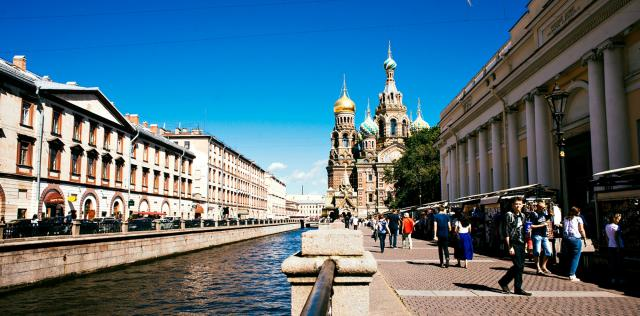 Classic Treasures of Two Capitals ® with the Golden Ring Small group tour
