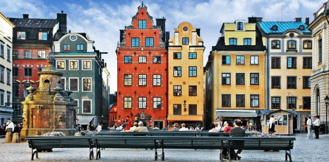 Best of Sweden Private tour template
