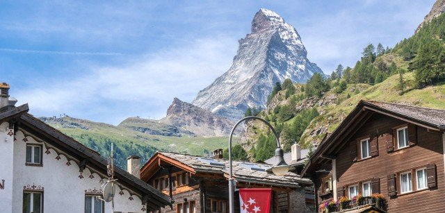 Highlights of Switzerland & Austria Private tour template