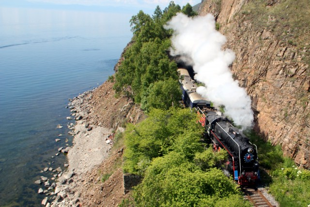 Golden Eagle Trans-Siberian Express (Westbound) Small group tour
