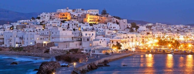 Greek Cyclades Voyage Private tour template
